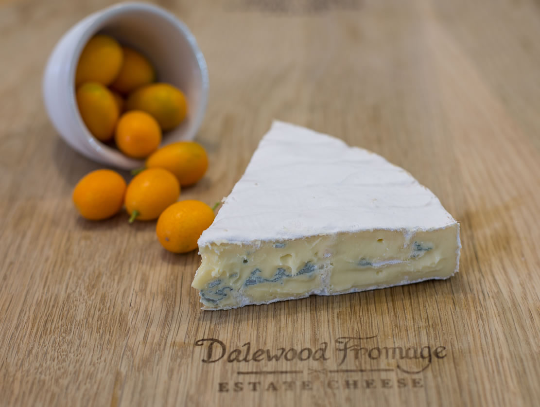 Dalewood Fromage Wineland Blue Brie