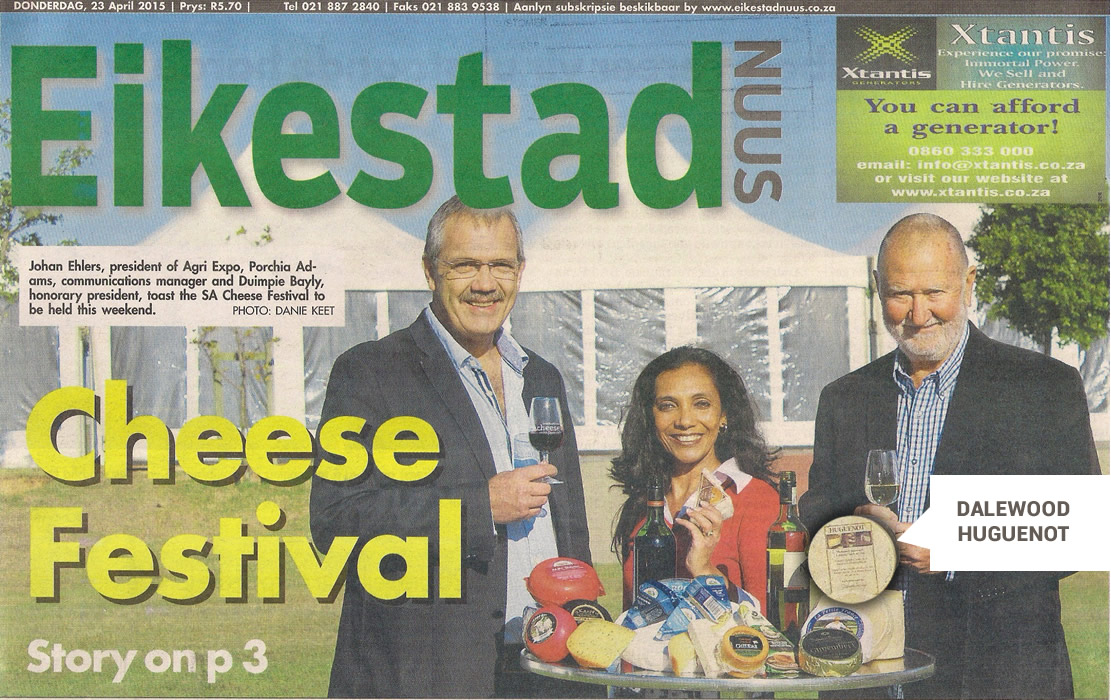 Eikestad front cover 23Apr15 Huguenot Truckle